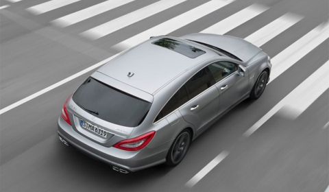 Mercedes-Benz AMG CLS Shooting Brake
