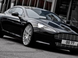 Official Aston Martin Rapide by A. Kahn Design