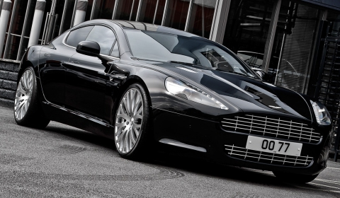 Official Aston Martin Rapide by A. Kahn Design