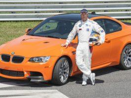 Official BMW M3 Lime Rock Park Edition