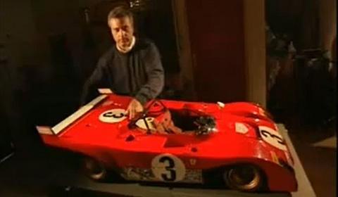 Pierre Scerri Ferrari 312PB