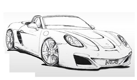 Porsche Boxster by NLC