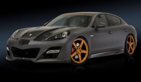 Porsche Panamera Konzept GP-970 by NLC