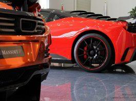 Prestige Cars in Abu Dhabi