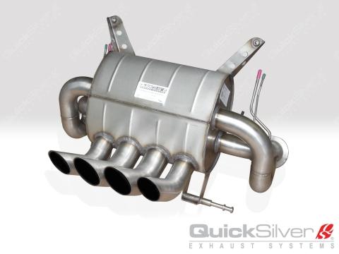 Quicksilver Exhaust for Lamborghini Aventador LP700-4 01