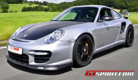 Road Test 2011 Porsche 911 GT2 RS
