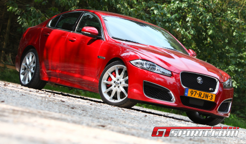 Road Test 2012 Jaguar XFR 01