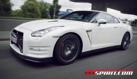Road Test 2013 Nissan GT-R Black Edition
