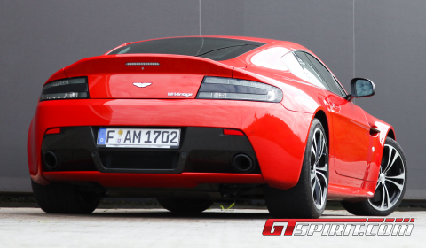 Road Test Aston Martin V12 Vantage 01