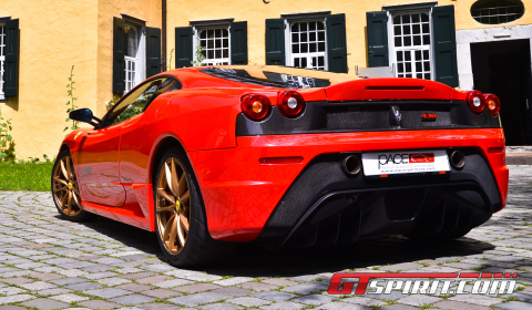 Road Test Ferrari 430 Scuderia 01