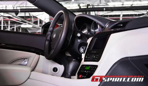 Road Test 2011 Maserati GranCabrio Sport 02