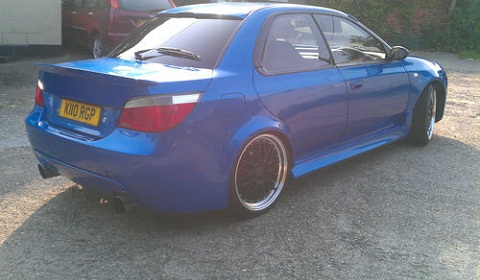 Subaru Impreza WRX Suffers Identity Crisis