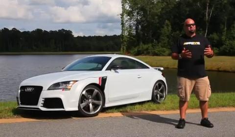 Video: Matt Farah Drives 600hp APR Stage 3 Audi TT-RS ...
