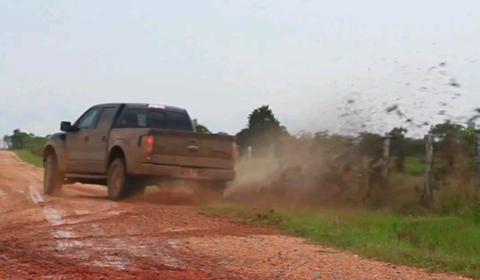 Video Matt Farah Drives 600hp Hennessey Velociraptor