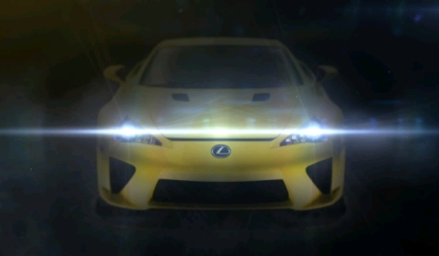 Video Unleash the LFA Teaser Clip