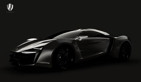 W Motors Hyper-Car