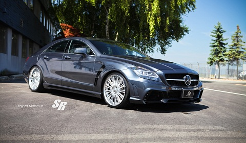 Wald International Mercedes-Benz CLS 63 AMG by SR Auto Group