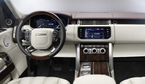 2013 Range Rover Interior