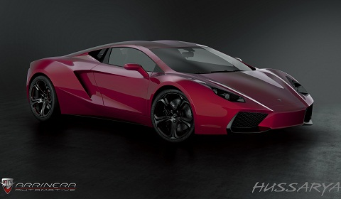 Arrinera Hussarya Final Designs