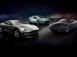 Aston Martin Power Beauty and Soul Tour 2012