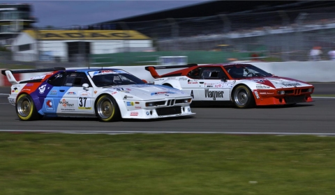 BMW M at Oldtimer Grand Prix 2012 at Nurburgring