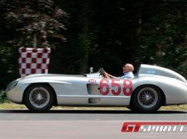 Sir Stirling Moss at Classic Days Schloss Dyck 2012