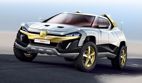 Dartz-SAM Nigal Dakar Luxury SUV