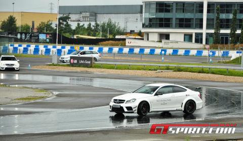 Dealer Visit Mercedes-Benz World Brooklands 01