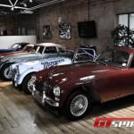 Factory Visit Morgan Motor Company 02