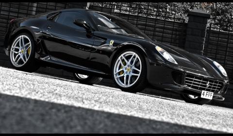 Ferrari 599 GTB by A. Kahn Design