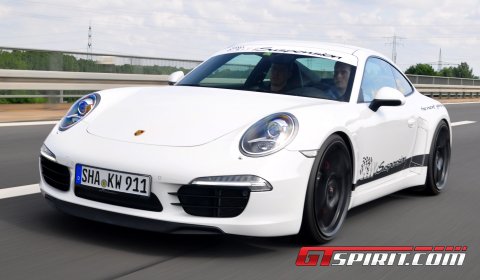 First Drive KW iSuspension on Porsche 991 Carrera S