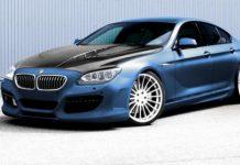 Hamann Previews New BMW 6-Series Gran Coupe Program
