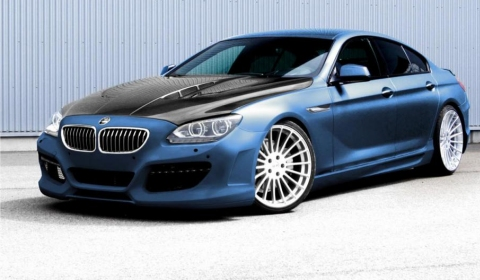 Hamann Previews New BMW 6-Series Gran Coupe Program