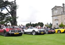 Hypercars at Wilton Classic and Supercars 2012