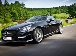 KW Coilovers for Mercedes-Benz SLK 55 AMG