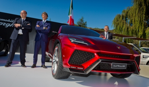 Lamborghini Announces its 50th Anniversary Celebration Plans in California 01