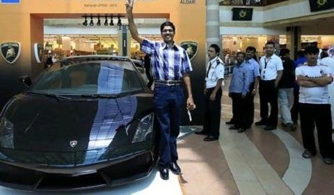 Lamborghini Gallardo LP550-2 Winner