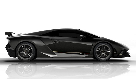 Lamborghini Gallardo Successor Rendered
