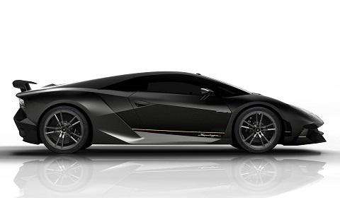 Lamborghini Gallardo Successor Rendered