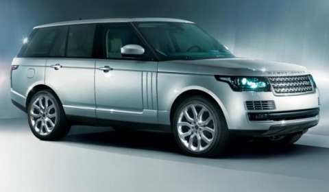 Leaked This is the 2013 Range Rover
