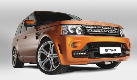 Limited Edition Overfinch Sport GTS-X
