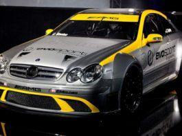 MBBS-Evosport Mercedes CLK 63 AMG Black Series Racer