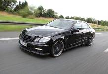 Mercedes-Benz E500 Biturbo by Vath