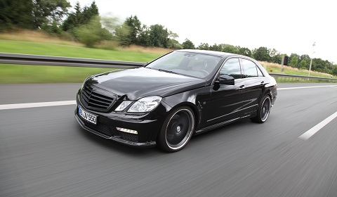 Mercedes-Benz E500 Biturbo by Vath