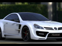 Mercedes-Benz SL Class by Anibal Automotive Design