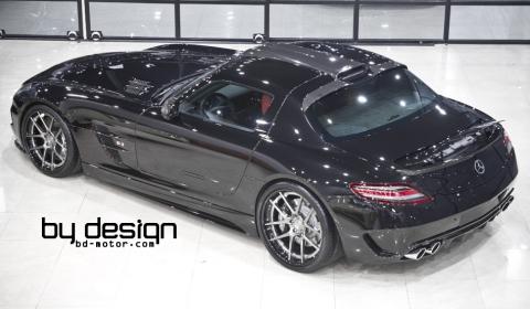 Mercedes-Benz SLS AMG by By Design Motorsport