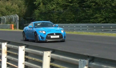 Numerous New Models Testing at the Nurburgring