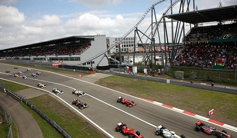 Nurburgring Finances Receive 254 Million Euro Boost