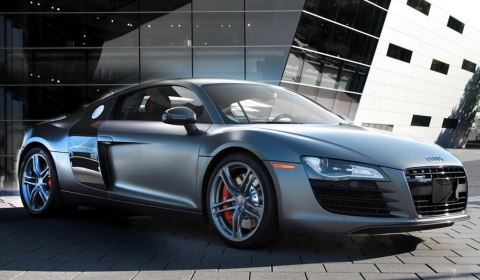 Official Audi R8 Exclusive Selection Editions - US Only