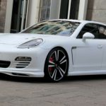 Official Porsche Panamera GTS White Storm Edition by Anderson Germany